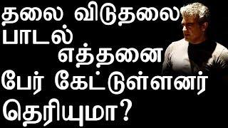 Vivegam Movie Updates | Thala Viduthalai Song