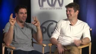 Eli Roth and Jason Blum talk producing Horror