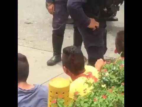 Barinas Protest - Men Arrested