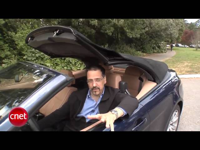 CNET-BMW 650i Convertible Review - YouTube