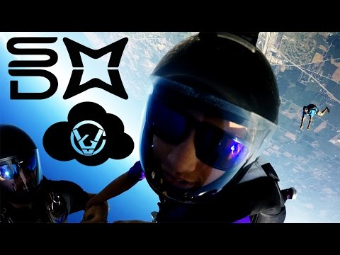Skydive Midwest Weekend Compilation