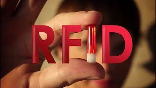 WARNING About RFID Microchips!