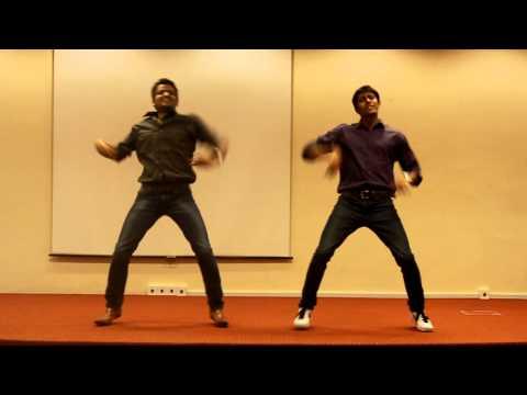 Subah hone na de- DESI BOYZ  Bollywood dancing  S.P JAIN
