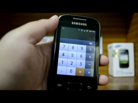 Samsung Galaxy Pocket GT-S5300 - Full Review [URDU]
