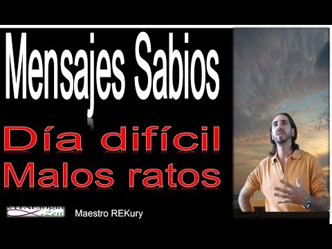 Video Relajante, Superar la Depresion. Dias dificiles  y