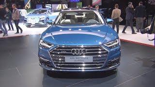 Audi A8L 60 TFSIe quattro (2019) Exterior and Interior