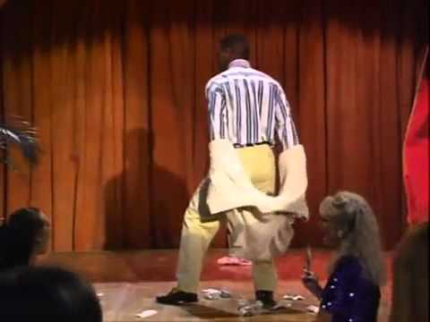 Carlton Banks - Michael Jackson Dance