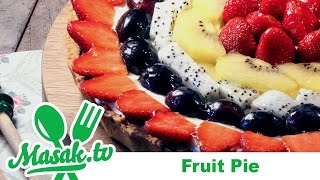 Pai Buah - Fruit Pie (Fruit Tart) | Patiseri #003  (by Super Indo Supermarket)