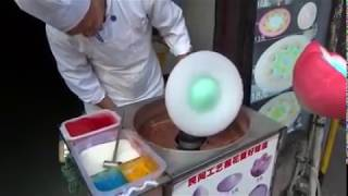 cotton candy in china