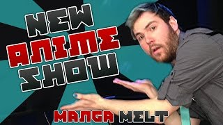 New Anime Variety Show: MANGA MELT Ep. 1