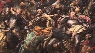 """Bitwa Pod Grunwaldem"" - Jana Matejko 3D ( The Battle of Grunwald 1410 - Jan Matejko)"
