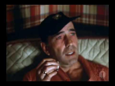 Humphrey Bogart and Lauren Bacall Rarely Seen Home Movie