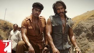 Action On The Train - Capsule 6 - Gunday - Making Of The Film