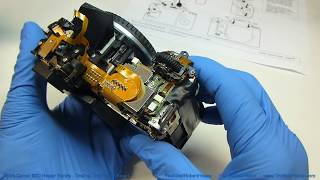 Canon 60D Repair Series - Testing The Power Board