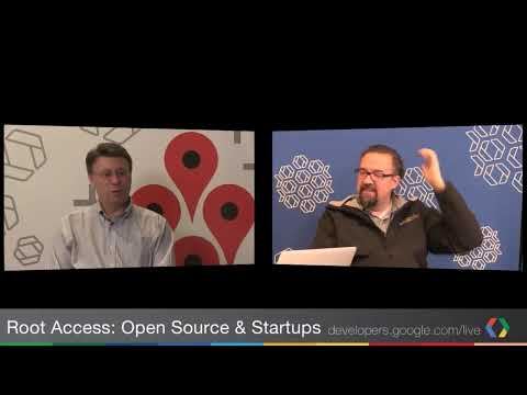 Root Access: Open source and startups