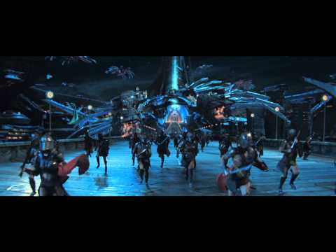 John Carter `Our World` Trailer