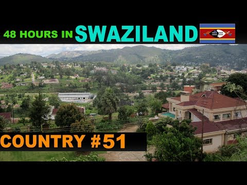 A Tourist's Guide to Mbabane, Swaziland