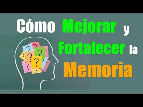 CÓMO MEJORAR LA MEMORIA FÁCILMENTE, Técnicas, Trucos