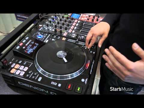 denon dj sc3900 platine num rique dj star 39 s music youtube. Black Bedroom Furniture Sets. Home Design Ideas