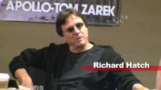Richard Hatch interview - CyphanCon 2011
