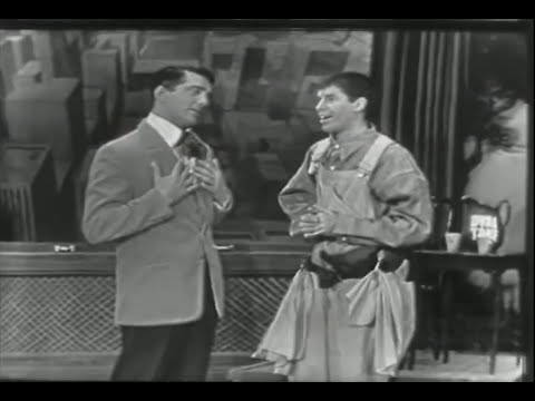 Dean Martin and Jerry Lewis Colgate Comedy Hour episode 12 part 1