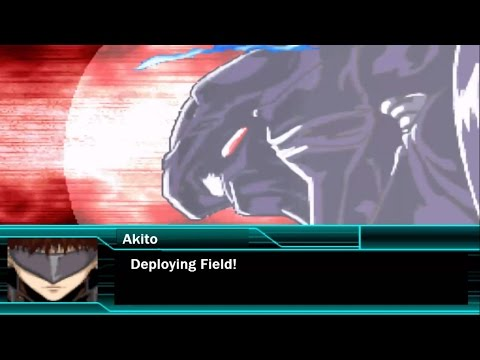 Super Robot Wars W - Black Selena All Attacks (English Subs)