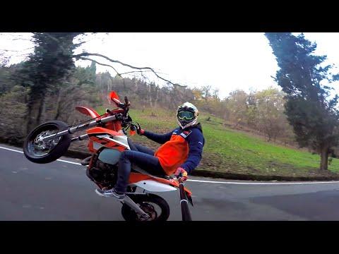 KTM 125 Akrapovic 2016 - On The Limit -