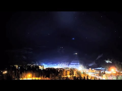 Panorama Mountain Village Time-lapse Video of the 2012-13 Ski Season