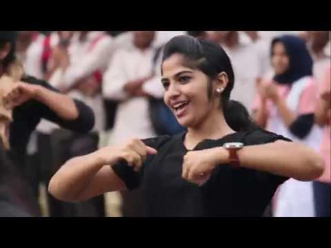 Flash Mob 2018 | Nirmala College of Health Science Chalakudy | Pharmacy Week Celebration