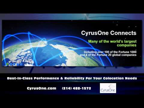 Colocation Carrollton Texas CyrusOne Dallas Data Center