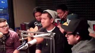 """Sunday Morning"" Acoustic Freestyle- JR Aquino, Andrew Garcia, Passion, Timothy DeLaGhetto, Leejay"