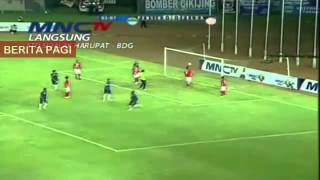 Goal Sundulan Maut Persib VS Felda (3 1) 11 Januari 2015 Friendly Match HQ