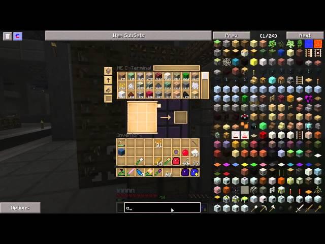 Индустриальная сборка Minecraft 1.6.4