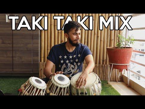 TAKI TAKI- DJ SNAKE, SELENA GOMEZ, OZUNA, CARDI B   TABLA MIX