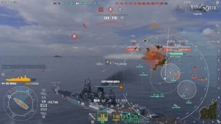 World of Warships with Diode mA HD 60FPS