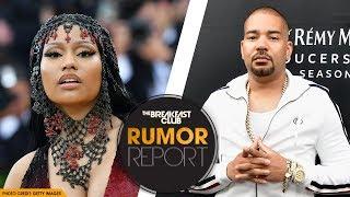 DJ Envy Snaps over Nicki Minaj