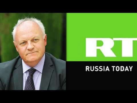 Entretien de François Asselineau avec Russia Today à Simféropol
