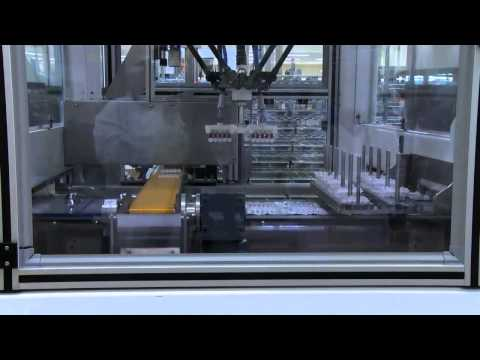 ABB Robotics - Pharmaceutical Packing