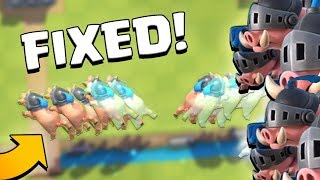 NEW CARD GLITCH FIXED & NEXT UPDATE TIME ANNOUNCED! | Clash Royale UPDATE NEWS & WAR CHEST LEGENDARY