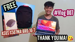 ASUS X507MA-BRO-10-T UNBOXING, WORTH IT.