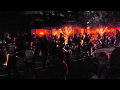 Sanford Holiday Parade: Seminole High School Band 2012