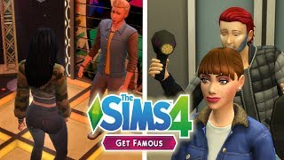 GOING NIGHTCLUBBING WITH THE A-LISTERS - THE SIMS 4 (LET'S PLAY GET FAMOUS) [PART 3]