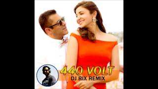 DJ RIX KOLKATA REMIX - 440 VOLT DJ REMIX - SULTAN