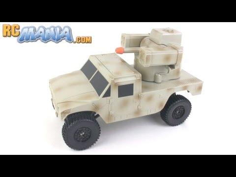 RC Airsoft Humvee