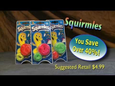 Squirmles