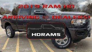 2019 Ram Heavy Duty trucks are landing at dealers!