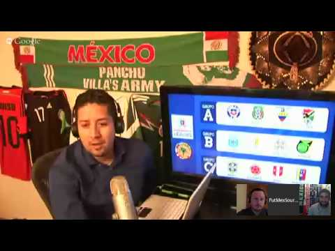 The Mexican Soccer Show: Mexico vs Brazil Post game reactions
