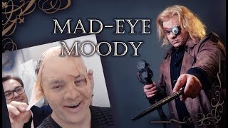 ALASTOR MAD-EYE MOODY (HARRY POTTER) make-up/cosplay by Lucas Adelon Rembas | KRYOLAN