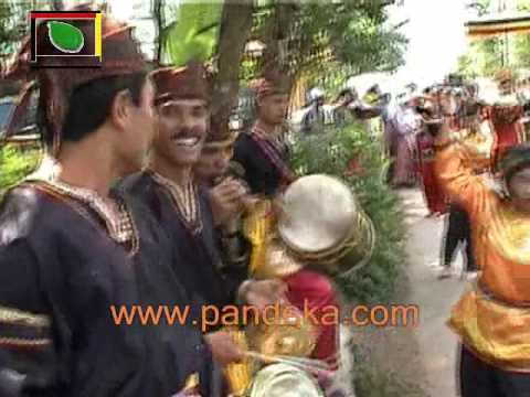 Tari Pasambahan, Silek In Minangkabau Wedding Ceremony video