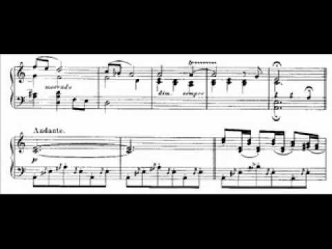 Гранадос Энрике - Danza Espanola No 12 Arabesca